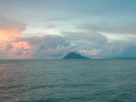Manado Bay sunset